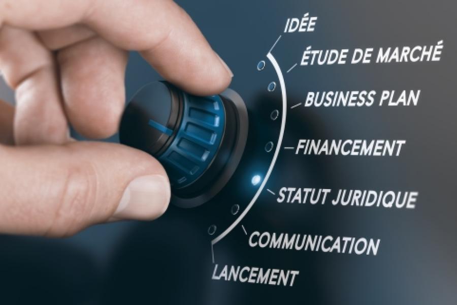 création d'entreprise, le rôle du cabinet comptable